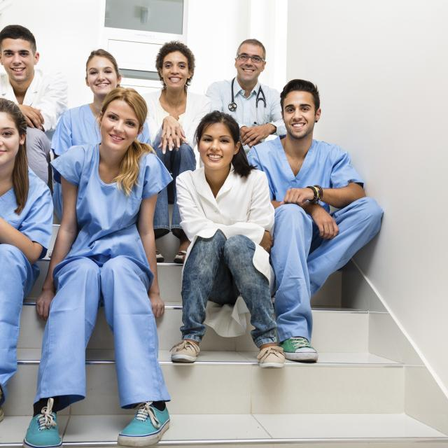 High School Medical Students