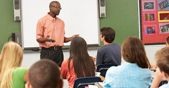 Efficacy Study of Discipline in the Secondary Classroom for High Schools